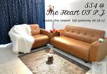 Location vacances Petaling Jaya - Heart Of Petaling Jaya, Super Comfort landed for 10guests-1