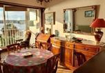 Location vacances Trégastel - Apartment 2 personnes Studio belle vue sur mer, rochers et château de Costaeres à Tregastel.-4