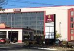 Hôtel Jackson - Clarion Hotel Convention Center Jackson Northwest-2