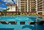Location vacances Kapolei - Panoramic 14th Floor Premium View Villa at Ko Olina by Beach Villa Realty-4
