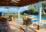 Location vacances  Jamaïque - On Beach in private grounds, Sleeps 12, Free Cook inc. 7 Beds, 5 Bdrms, (Bwvrb)-4