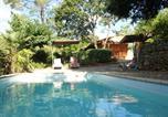Location vacances Les Vans - Maison De Vacances - Les Salelles 1-1