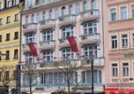 Hôtel Karlsbad - Ea Hotel Jessenius-1