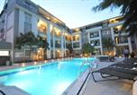 Hôtel Marmaris - Club Sema Suite Hotel-4