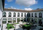 Hôtel Cáceres - Parador de Trujillo-4