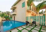 Location vacances Alibag - Monarch Villa by Vista Rooms-3
