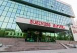 Hôtel Almaty - Astra Hotel