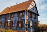 Hôtel Niederschaeffolsheim - Maisonbleue67-4