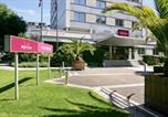 Hôtel Haute-Saône - Mercure Besancon Parc Micaud