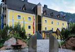 Hôtel Sankt Sebastian - Hotel Bergkristall Wildalpen-1