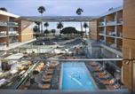 Hôtel Santa Monica - Shore Hotel-3