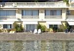 Location vacances Eze - Apartment On The Beach-1
