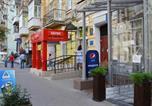 Hôtel Ukraine - Hostel Train Station-3