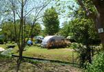 Camping avec Piscine La Roque-sur-Cèze - Camping La Grenouille-3