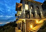 Location vacances Arachova - Almondhouse Suites with Fireplace - Adults Only-3