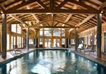 Location vacances Les Houches - Résidence Cgh & Spa Le Hameau de Pierre Blanche