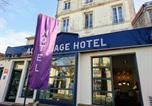 Hôtel La Rochelle - Accostage Hôtel-2