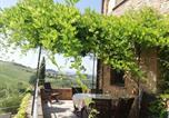 Location vacances Asciano - Holidays in apartment with swimming pool in Tuscany Siena-1