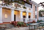 Hôtel Kathmandu - Thamel Villa Heritage Hotel-1