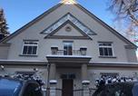 Hôtel Lituanie - Rock'n'hostel-1