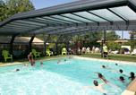 Camping avec WIFI Reilhaguet - Les Hirondelles - Camping Sites et Paysages-1