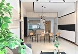 Location vacances Kuala Lumpur - 1500sqft Modern 3br Flat by Guestready-2