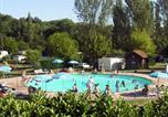 Camping avec Piscine Martres-Tolosane - Camping Le Casties-1