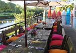 Hôtel Abergavenny - The River Cafe