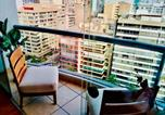 Location vacances Lima - N16: Nice Apartment In Malecon Balta Miraflores-2