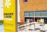 Hôtel Bouches-du-Rhône - Première Classe Istres-2