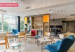 Hôtel Juvignac - Appart'City Confort Montpellier Saint Roch-1