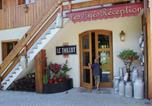 Location vacances Ternuay-Melay-et-Saint-Hilaire - Cozy chalet with dishwasher, in the High Vosges-4