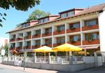 Hôtel Unterkohlstätten - Hotel zum Kastell