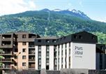 Hôtel Saint-Martin-de-Queyrières - Soleil Vacances Parc Hotel-1