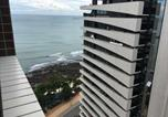 Hôtel Fortaleza - Flat 2 Quartos 86m² - Hotel Othon Palace Fortaleza Ce-2