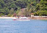 Villages vacances Kuala Terengganu - Kapas Coral Beach Resort-1