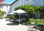 Hôtel Seix - Hôtel-Restaurant Eychenne-4