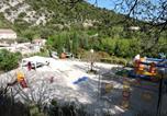 Camping Le Poët-Célard - Camping Les Terrasses Provençales-2
