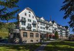 Hôtel Samedan - Cresta Palace Celerina-1
