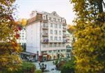 Hôtel Karlsbad - Astoria Hotel & Medical Spa, Depandance Wolker-1