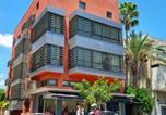 Hôtel Israël - Ben Yehuda Apartments-2
