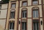 Hôtel Martin-Eglise - Le Domaine Des Jardins De Bracquetuit-1