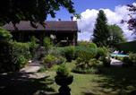 Location vacances Billy-sur-Oisy - Vakantiewoning Thury-4