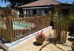 Location vacances Castets - Gîte Linxe, 3 pièces, 2 personnes - Fr-1-360-678-1
