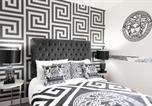 Location vacances Birmingham - Versace Luxury Apartment - Birmingham City Centre - Jewellery Quarter - Smart Tv In Evry Room & Free Wifi - By Maevela-1