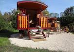 Location vacances Bathernay - Les roulottes Côté Bohème-2