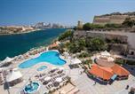 Hôtel Valletta - Grand Hotel Excelsior-1
