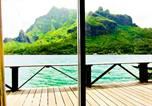 Villages vacances Punaauia - Cook's Bay Overwater Bungalows-2