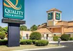 Hôtel Lancaster - Quality Inn Richburg-2