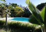 Location vacances Mahebourg - Villa with 3 bedrooms in Blue Bay with private pool enclosed garden and Wifi 200 m from the beach-1